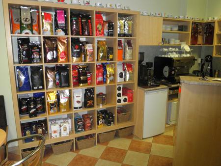 Svět kávy - Navštivte náš kamenný obchod 8e451e3ca52